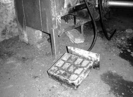 Водонагревательный котел системы обогрева реактора в с. Петровка