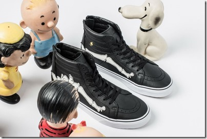 Blends X Vans Vault X Peanuts Sk8 Hi Reissue Zip 08