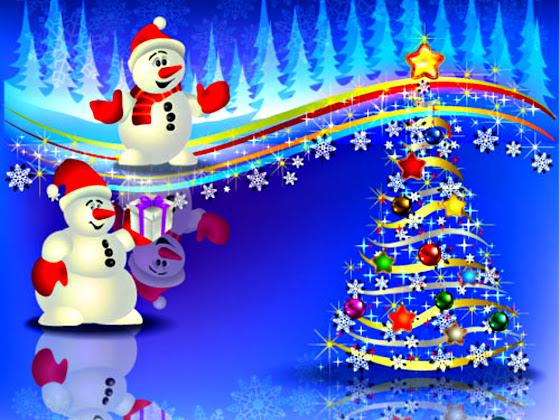 besplatne Božićne pozadine za desktop 1280x960 free download čestitke blagdani Merry Christmas snjegovići