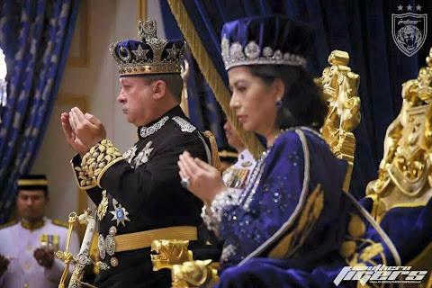 hari pertabalan sultan johor