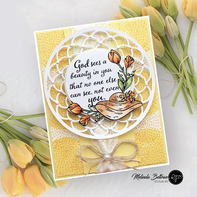 God sees -melinda