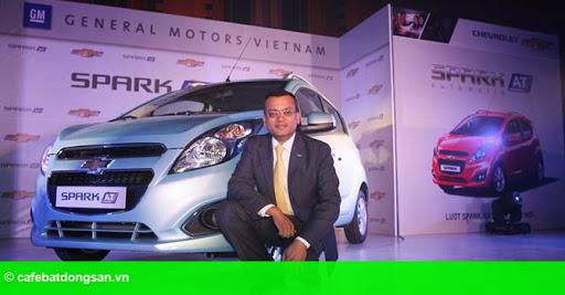 Hình 1: Đến lượt GM Vietnam cân nhắc sản xuất hay đi buôn xe