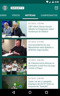 Coritiba SporTV - náhled