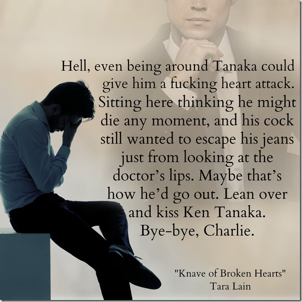 Teaser _2 - Knave Of Broken Hearts