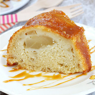 Caramel Apple Cake With Caramel Topping Recipes