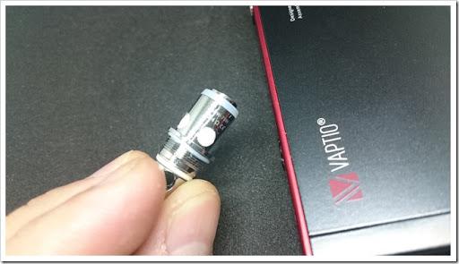 DSC 1994 thumb%25255B3%25255D - 【MOD】Vaptio SOAR S150 ATC MOD -コイルに基板が埋め込まれた温度管理デュアルバッテリーMOD!【ハイパワー】