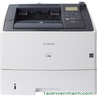 Download driver máy in Canon i-SENSYS LBP6780x – hướng dẫn cài đặt