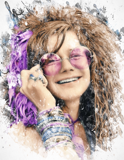 3c9584d8665 hotel carack  Happy Birthday Janis Joplin. She would have .