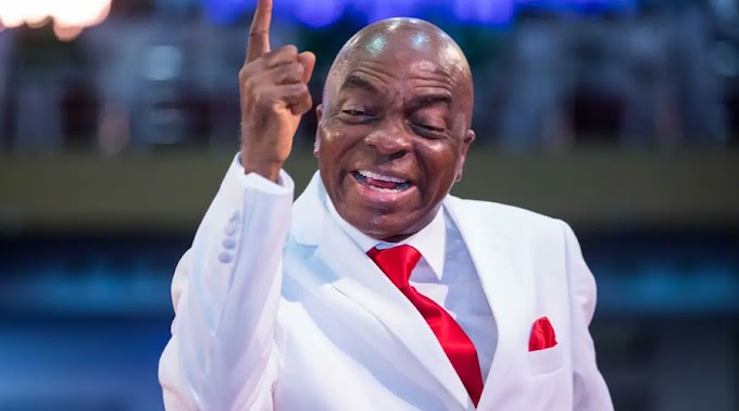 #Freedom of worship is no longer a constitutional right but now determined by some people' - Bishop Oyedepo lashes out once again