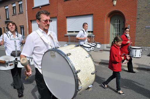 7 aug 2011 Uitstap Drumband