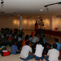 Hands on Science workshop by Vishal Bhat