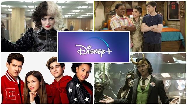 Lançamentos da semana no Disney Plus (12 a 18 de Julho)