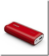 Anker Astro 5200 mAh portable charger - other colours