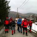 Ekipa na polasku za Burni Bitoraj