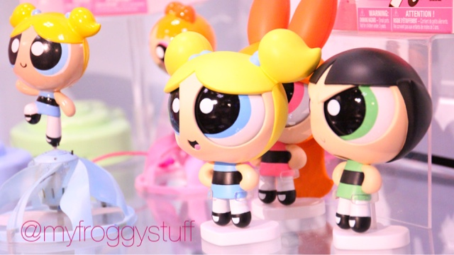 Powerpuff Girls Toys : My froggy stuff toy fair new toys