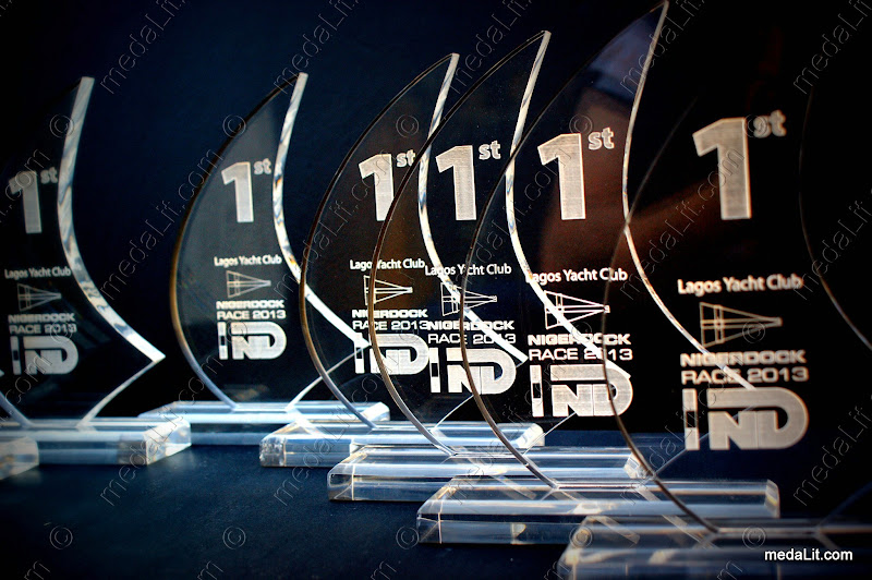 Absi Acrylic Trophy Awards