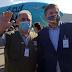 Lote com 3 milhões de doses da vacina da Janssen chega ao Brasil