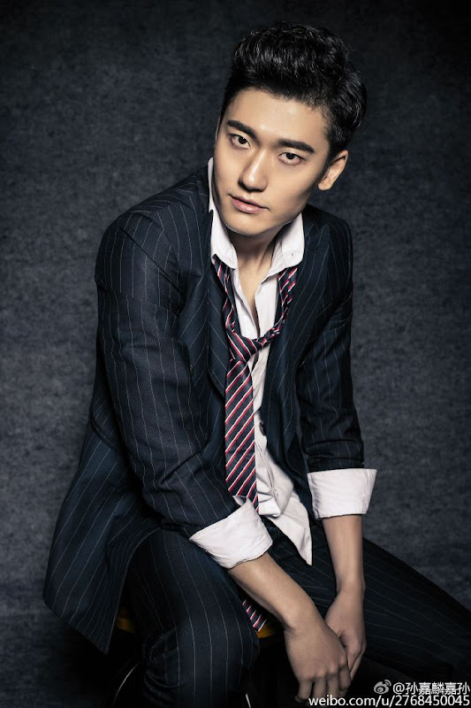 Sun Jialin China Actor