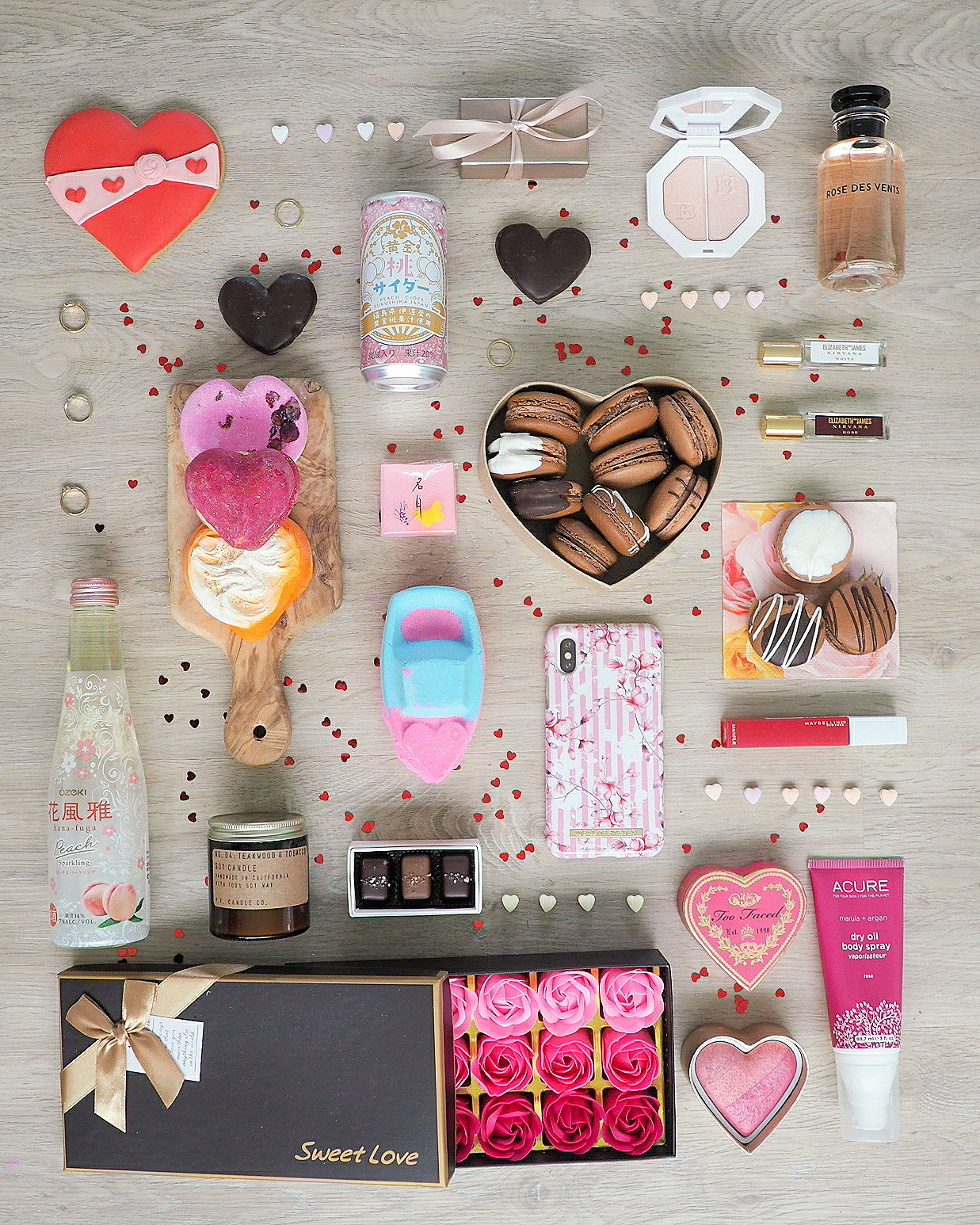 seattle blogger lifestyle beauty lush chocolate macarons frans sweet love