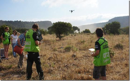 dji drone crew rally italia sardegna 6