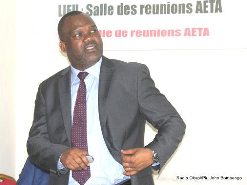 Corneille Nangaa : « Sans machine à voter, il n'y aura pas d'élections le 23 décembre 2018» en RDC