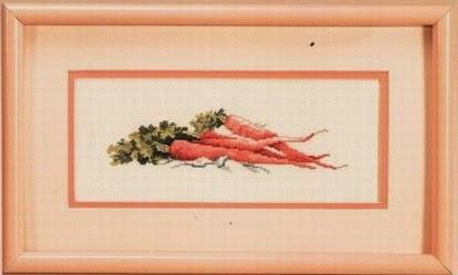 Veggies Carrot chart