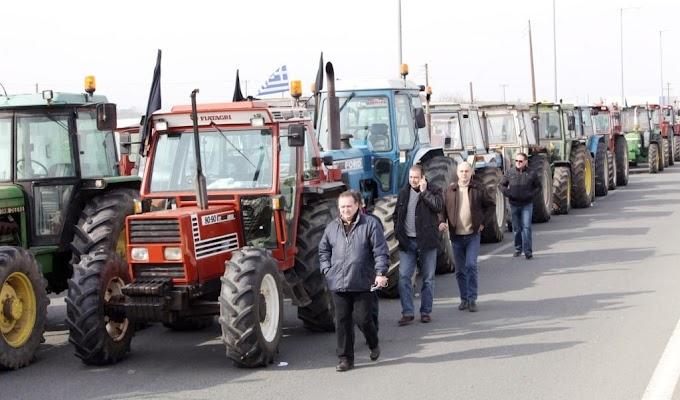 Σε κινητοποιήσεις προχωρούν οι αγρότες της Νάουσας βγάζουν τα τρακτέρ στους δρόμους