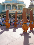 Fantasia Broomsticks, Disney Parade  [2002]