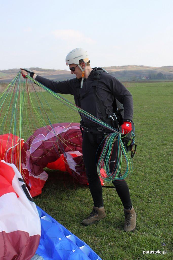 Szkolenia paralotniowe Kwiecień 2011 - IMG_5350.JPG