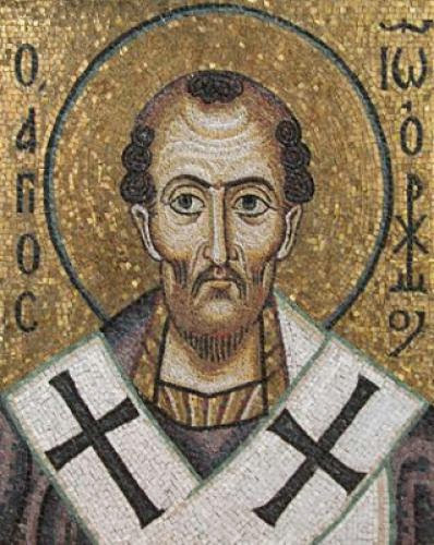 St John Chrysostom On Schismatics Over Calendar Issues