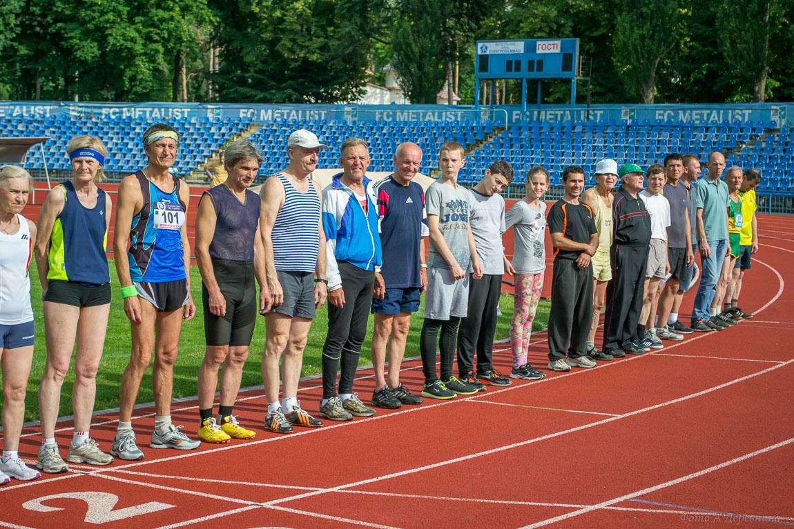 Відкритий чемпіонат м. Харкова серед КЛБ