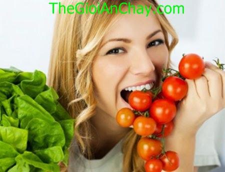 Khẩu phần lý tưởng cho người ăn chay