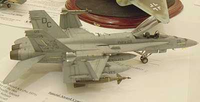 VMFA-122 FA-18 Hornet model