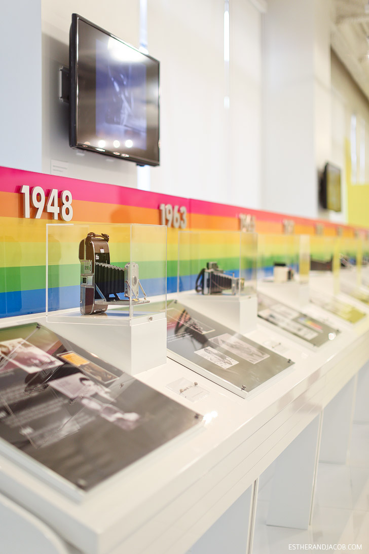 Polaroid Museum and Polaroid Fotobar Las Vegas.