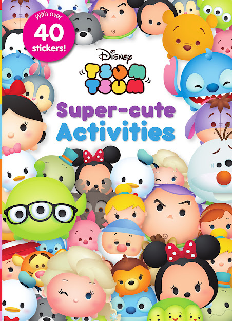 Disney Tsum Tsum Supercute Activities