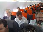 En vuelo hacia Tanger