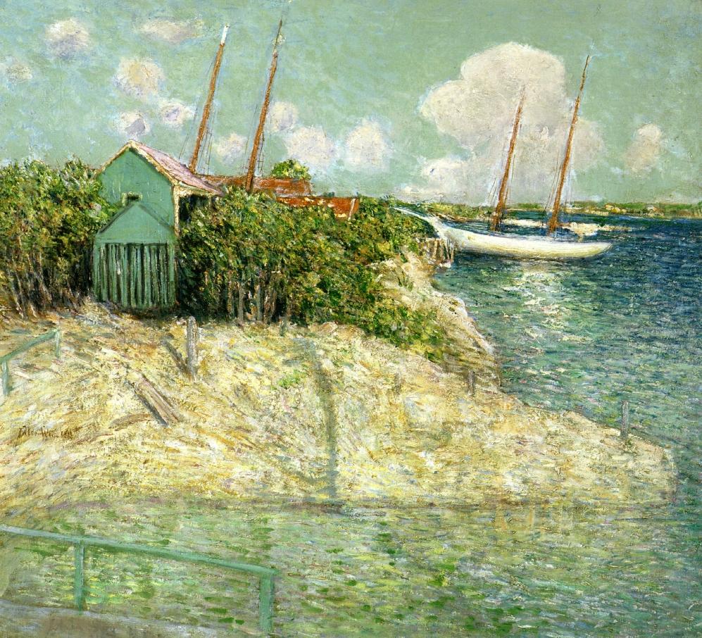 Julian Alden Weir - Nassau, Bahamas