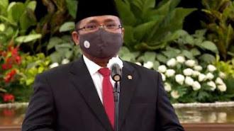 Menag RI  Sampaikan Permohonan Maaf Kepada Seluruh Calon Jemaah Haji