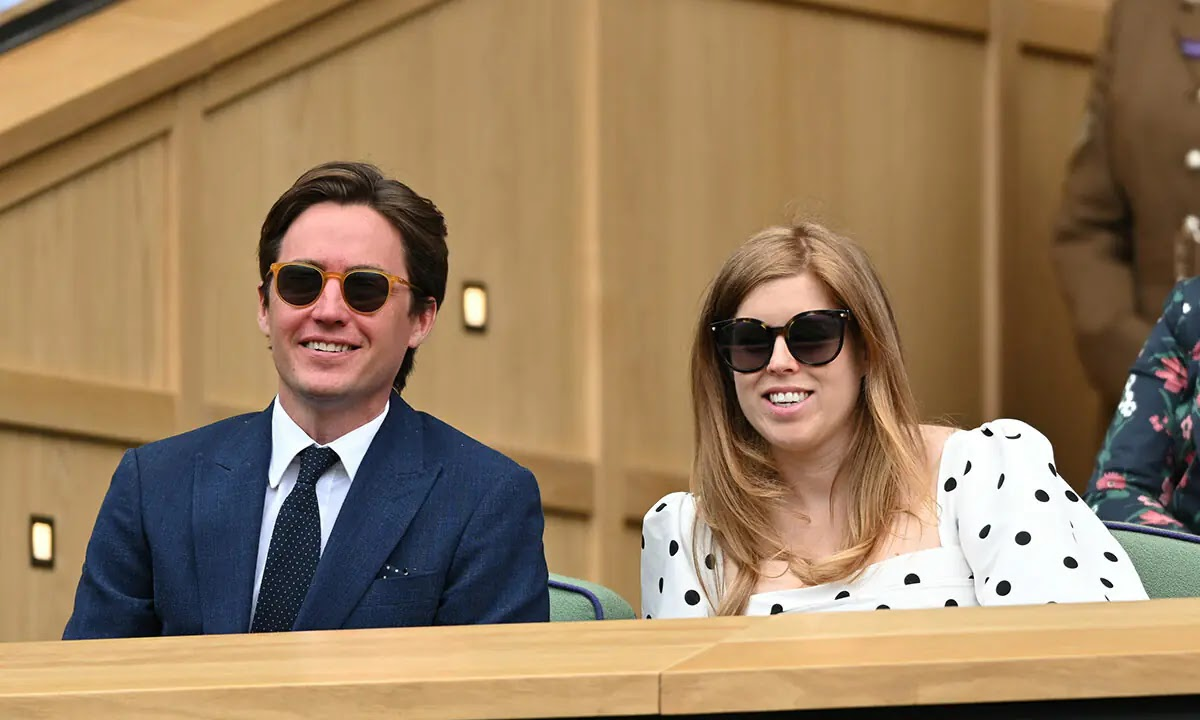 Princess Beatrice and Edoardo Mapelli Mozzi Reveal Royal baby's Name
