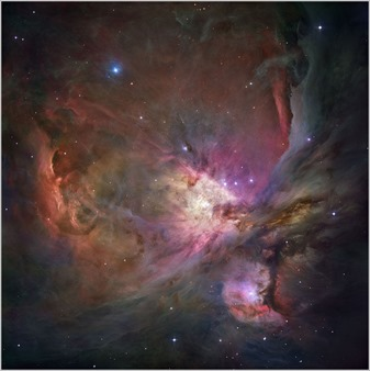 M42-OrionNebula-Hubble