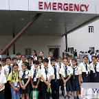 Field Trip to Fortis J.K. Hospital (Grade IV-V) 3-7-2017