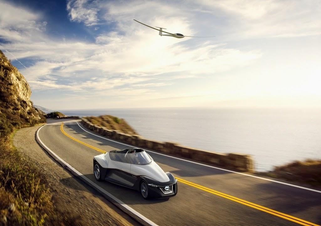 Nissan Bladeglider Concept 13