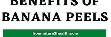 Health Benefits of Banana Peels