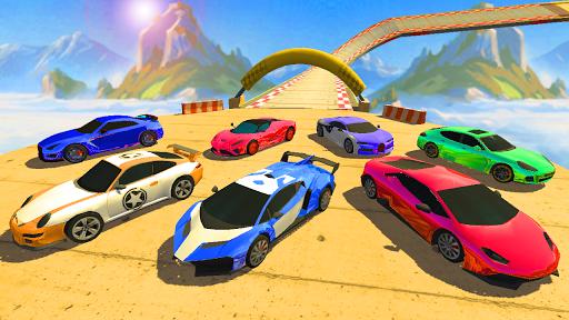 Mega Ramp Car Racing Stunts 3d Stunt Driving Games 1.1.5 screenshots 4