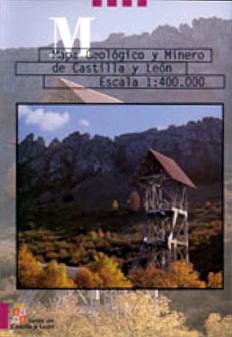 Memoria del Mapa Geológico y Minero de Castilla y León Escala 1:400.000
