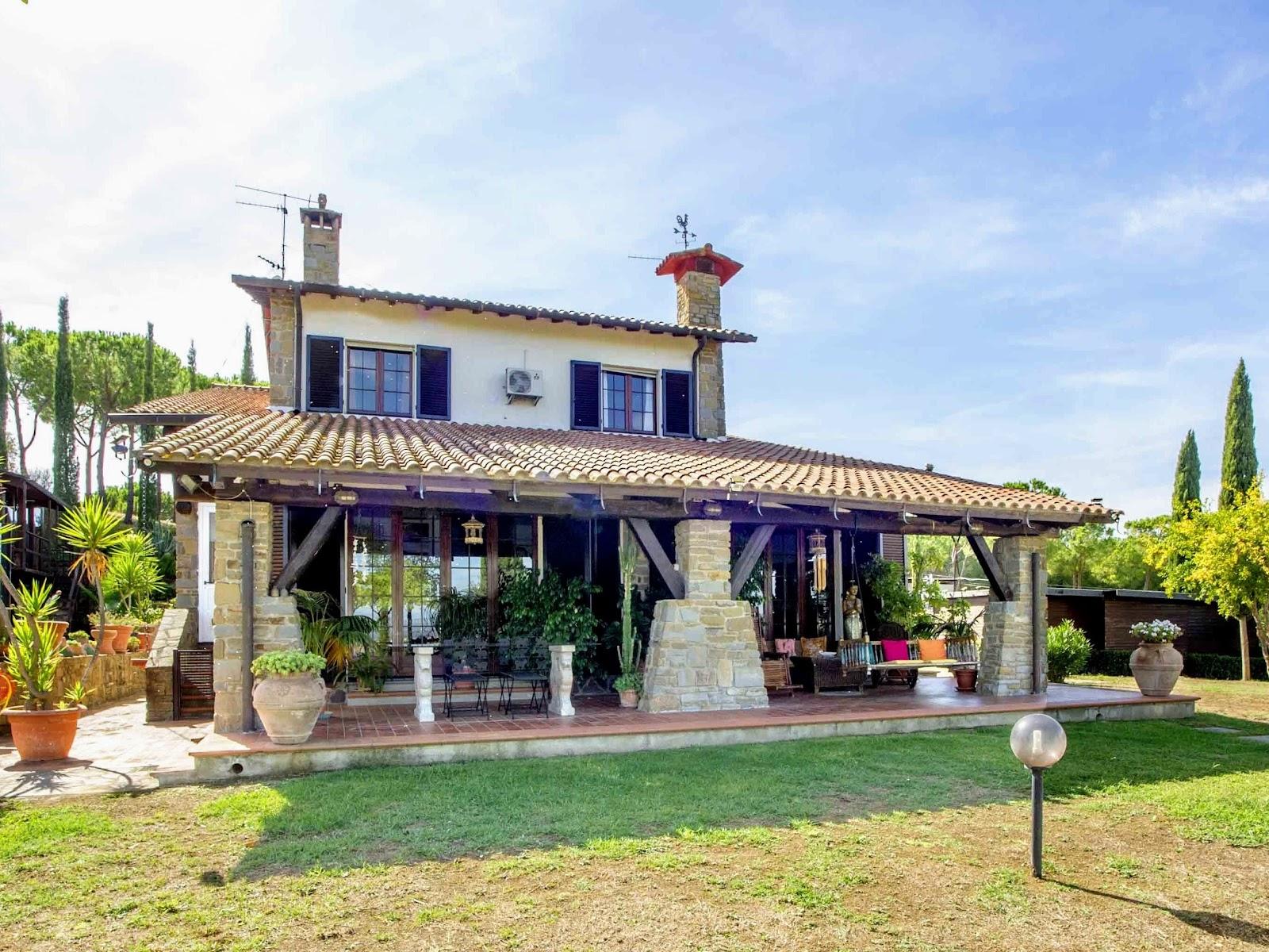 Villa Portalcolle_Castiglione della Pescaia_1