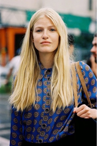 #hair #hairinspiration #longhair #messyhair #cabelo #streetstyle