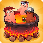 Farm and Click - Idle Hell Clicker Icon