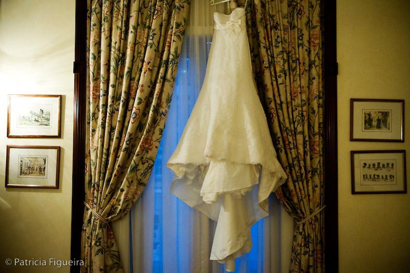 Foto de casamento 0032 de Luciene e Rodrigo. Marcações: 11/09/2009, Casamento Luciene e Rodrigo, Fotos de Vestido, La Novia, Rio de Janeiro, Vestido, Vestido de Noiva.