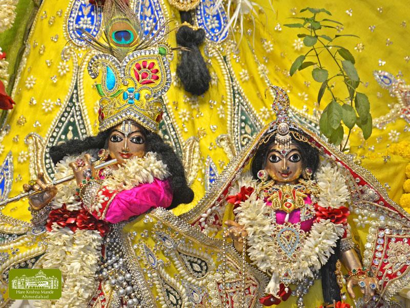 ISKCON Hare Krishna mandir Ahmedabad  07 Jan 2017 (7)